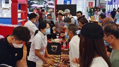 展会快讯 | 大厨四宝携汤上汤参加第二届中国国际文化旅游博览会