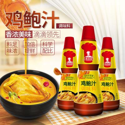 大厨四宝鸡鲍汁调味料