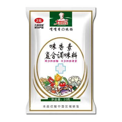 味香素20g-大厨四宝