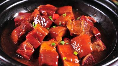 红烧肉-大厨四宝