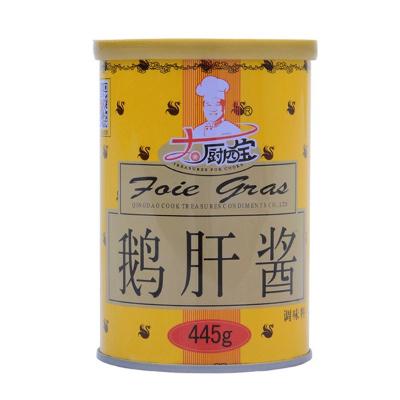 鹅肝酱-大厨四宝