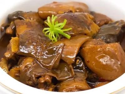 中国烹饪协会名菜名吃研发基地邹志平大师菜品|大厨四宝黄豆酱焖甲鱼