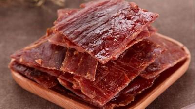 肉脯添加调味料,不如看看大厨四宝老母鸡粉