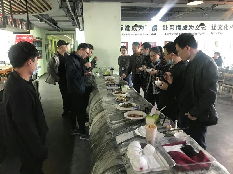 中烹基地与青岛食佳食美餐饮管理有限公司达成战略合作7